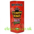 Belts Strawberry 100 ML E-Juice by Candy King