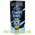 Sour Worms 100 ML E-Juice by Candy King on Ice
