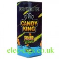 Sour Worms 100 ML E-Juice by Candy King