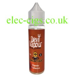 a bottle of Chainsaw Classic 50 ML E Juice from Devil Vapour