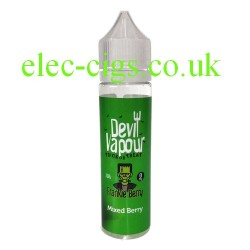 a bottle of Frankie Berry 50 ML E Juice from Devil Vapour