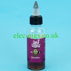 a bottle of Mikoffee 50 ML E Juice from Devil Vapour