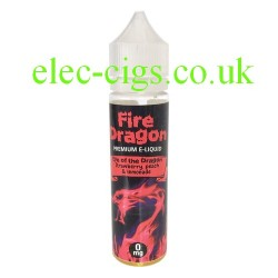 a bottle of Eye of the Dragon 50 ML E-Liquid by Fire Dragon