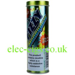 a tin of Fizzy Honeydew E-Juice 60 ML (6 x 10 ML) from Fizzy Juice