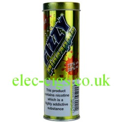 a tin of Fizzy Pineapple E-Juice 60 ML (6 x 10 ML) from Fizzy Juice