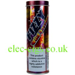 a tin of Fizzy Wild Berries E-Juice 60 ML (6 x 10 ML) from Fizzy Juice