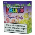 Tropical Candy 3 x 10 ML E-Liquid from Forbidden Fruits