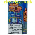 Juice Me Up: Blueberry Grape Fruity Flavour E-Juice