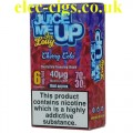 Juice Me Up: Cherry Cola Ice Lolly Flavour E-Juice
