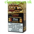 Juice Me Up: Creme Tobacco Flavour E-Juice