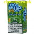 Juice Me Up: Lime Green Slush Ice Lolly Flavour E-Juice