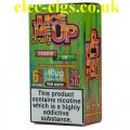 Juice Me Up: Strawberry Kiwi  Fruity Flavour E-Juice