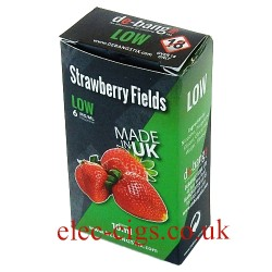 Strawberry Fields UK Made E-Liquid from Debang in its new retail box