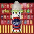 Red Booster 100 ML E-Liquid by The Old Sweet Shop