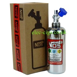image of Drag Race Low Mint E-juice from NOS