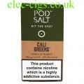 Amnesia Mango (Cali Greens) High Nicotine E-Liquid by Pod-Salt