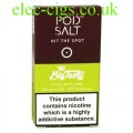 Cola with Lime (The Big Tasty) High Nicotine E-Liquid by Pod-Salt