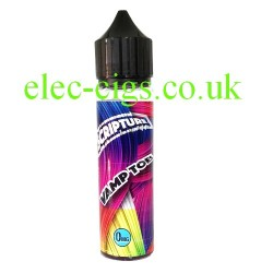 an image of a bottle of Vamp Toes 50 ML E-Liquid 50-50 (VG/PG)