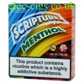 Menthol 3 x 10ML E-Liquid by Scripture