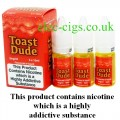 Toast Dude Vape Juice 30 ML: 80-20 (VG/PG) by VG Vapour