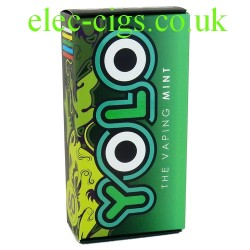 a pack of Yolo The Vaping Mint