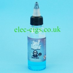 a bottle of Heisen Ghoul 50 ML E Juice from Devil Vapour