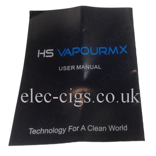 Vapour Mx E Cigarette