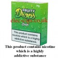 Fruity Drops E-Juice Grape