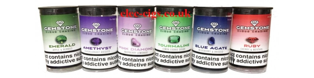 some of the Gemstones 80-20 (VG-PG) E-Liquids