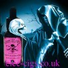 Coffin Dodger 30 ml by Grim Reaper in a colourful scene
