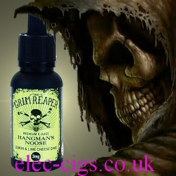 Hangman's Noose 30 ml by Grim Reaper in a colourful scene