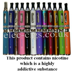 picture shows 12 vapour MX e-cigarettes in the following colours: Red, White, Blue, Black, Silver, Gold, Rainbow, Green, Purple, Light Blue, Burnt Orange and Pink