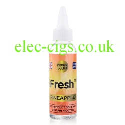 50 ML Pineapple E-Liquid by iFresh