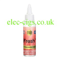 50 ML Strawberry E-Liquid by iFresh