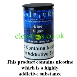 an image of a bottle of Blue Slush 30 ML E-Liquid 50-50 (VG/PG)