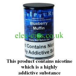 an image of a bottle of Blueberry Muffin 30 ML E-Liquid 50-50 (VG/PG)
