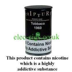 an image of 3 x 10ml  bottles of Tobacco 30 ML E-Liquid 50-50 (VG/PG)