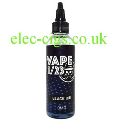 Black Ice 80 ML E-liquid 70-30 (VG/PG) by VAPE 1/23