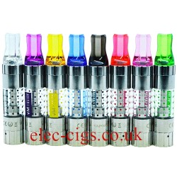 shows the eight different colours in the VM Fusion Atomizer